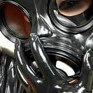 全頭マスク&ラバーマスク好き♪